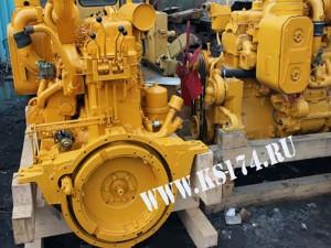 Двигатель Д-160 Д-180 трактора Т170 Т130