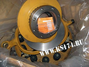 Механизмы управления и сцепление Т-170 Т-130
